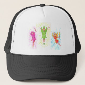 Three Fairies Trucker Hat