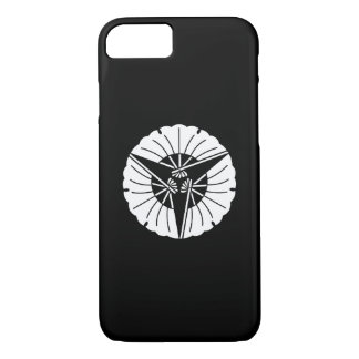 Three fan ginkgoes iPhone 8/7 case