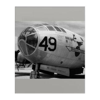 Three Feathers B-29 Superfortress Acrylic Wall Art