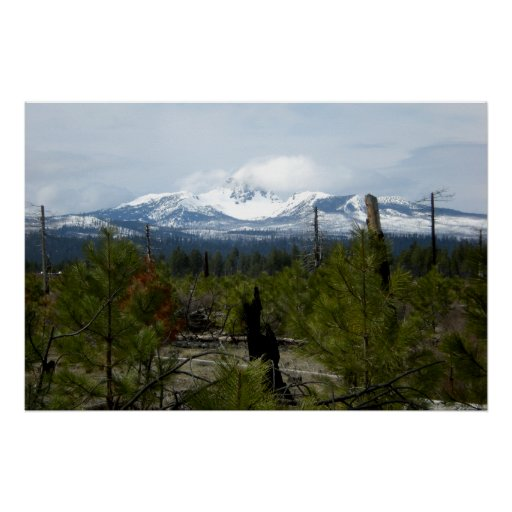 Three Fingered Jack Posters