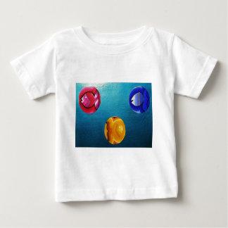 THREE FISH IN MEDIO_result.JPG Baby T-Shirt