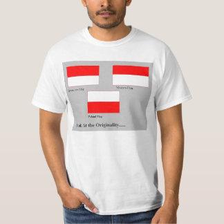 Three flags T-Shirt