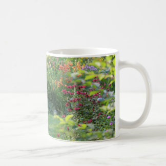 Three Gardens Meet Coffee Mug