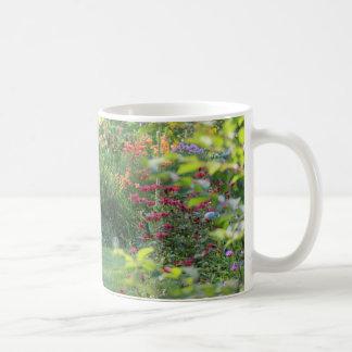 Three Gardens Meet Coffee Mug