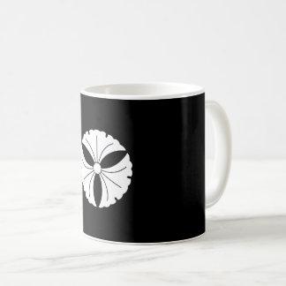 Three ginkgoes coffee mug