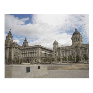 Three Graces Postcard