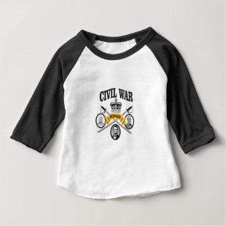 three great leaders of Civil war Baby T-Shirt