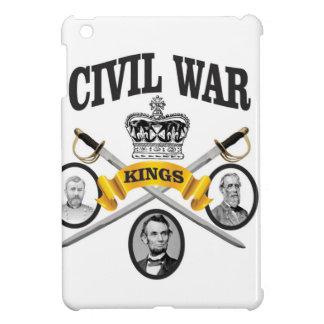 three great leaders of Civil war iPad Mini Cases