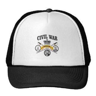 three great leaders of Civil war Trucker Hat