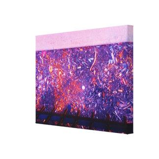 three grounds canvas prints