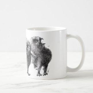 Three happy Friends Coffee Mug