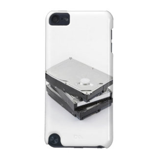 Three hard disks stacked iPod touch (5th generation) cover