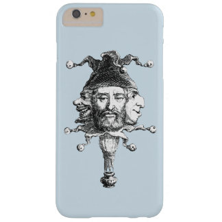Three Heads, One Hat Phone Case