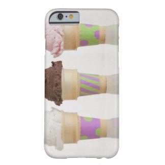 Three ice cream cones barely there iPhone 6 case