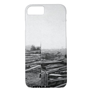 "Three ""Johnnie Reb""_War Image iPhone 7 Case"