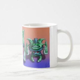 Three Kawphinny Brothers Coffee Mug