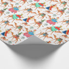 Three Kings   Holiday   Glossy Wrapping Paper