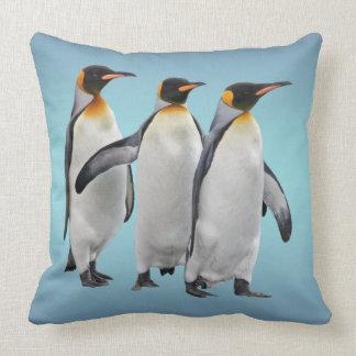 Three Kings Pillow (Sky Blue Mix)