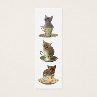 Three Kittens Skinny Business Card