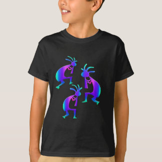 Three Kokopelli #37 T-Shirt