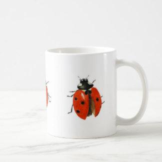 Three ladybirds 2013 coffee mug