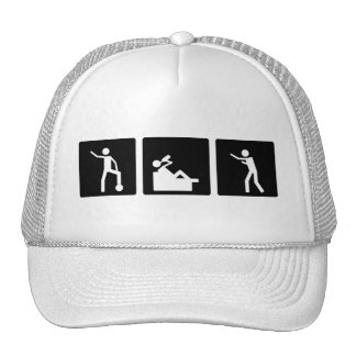 Three Little Pics - Men 10 Trucker Hat
