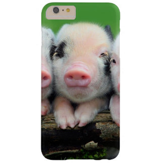 Three little pigs - cute pig - three pigs barely there iPhone 6 plus case