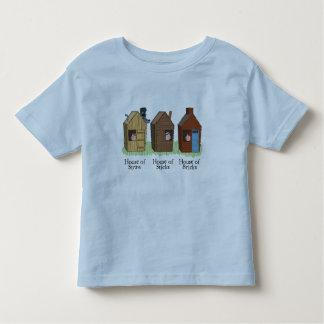 Three Little Pigs Kids' T-Shirt