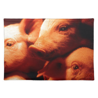 Three Little Pigs Placemat