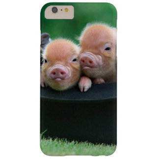 Three little pigs - three pigs - pig hat barely there iPhone 6 plus case
