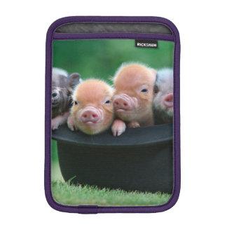 Three little pigs - three pigs - pig hat sleeve for iPad mini