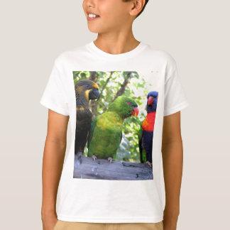 Three Lorikeets T-Shirt