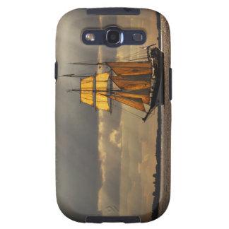 Three-master Schutzhülle Fürs Galaxy S3