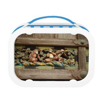 Three Monkeys Lunchboxes