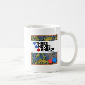 Three Moves Ahead Mug