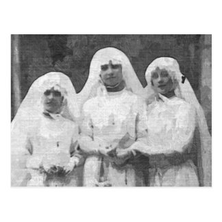 Three Nuns Postcard
