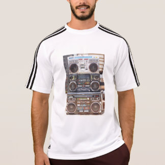Three Old School Boomboxes T-Shirt