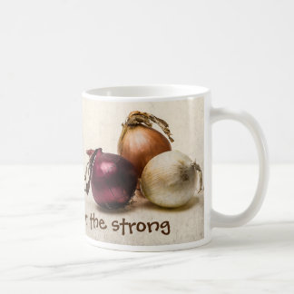 Three Onions Coffee Mug