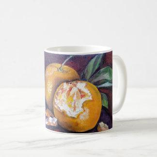 """""""Three Oranges"""" Coffee Mug 11 oz."""