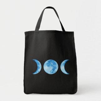 Three Phase Moon Tote Bag