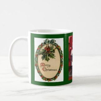 Three Picture Photo Template Coffee Mug Gift Idea
