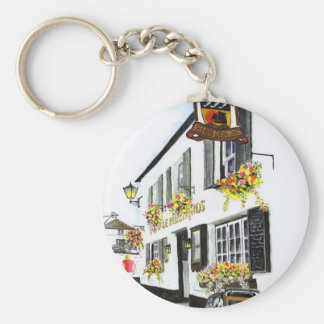 'Three Pilchards' Keychain