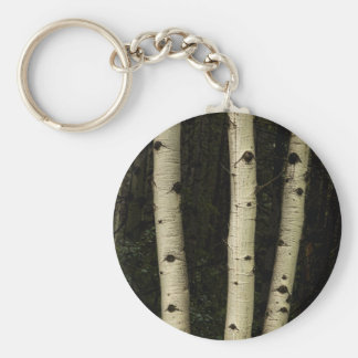 Three Pillars Of The Forest Keychain