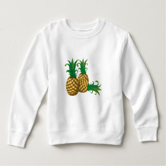 three pineapples fruit sweatshirt