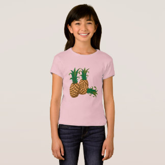 three pineapples fruit T-Shirt
