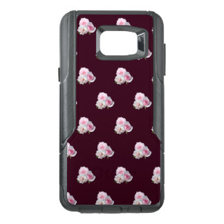 Three pink roses. OtterBox samsung note 5 case