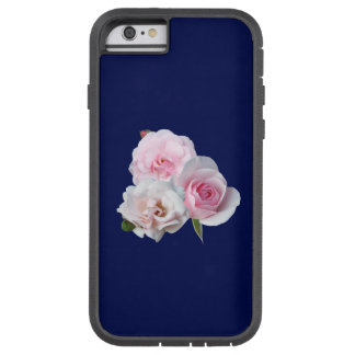 Three pink roses. tough xtreme iPhone 6 case