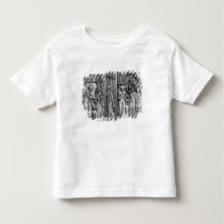 Three Plaques from the throne Toddler T-shirt
