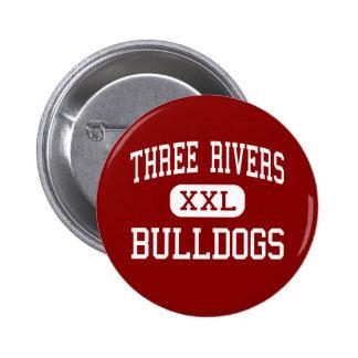 Three Rivers - Bulldogs - Junior - Three Rivers Pins