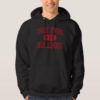 Three Rivers - Bulldogs - Junior - Three Rivers Hoodie